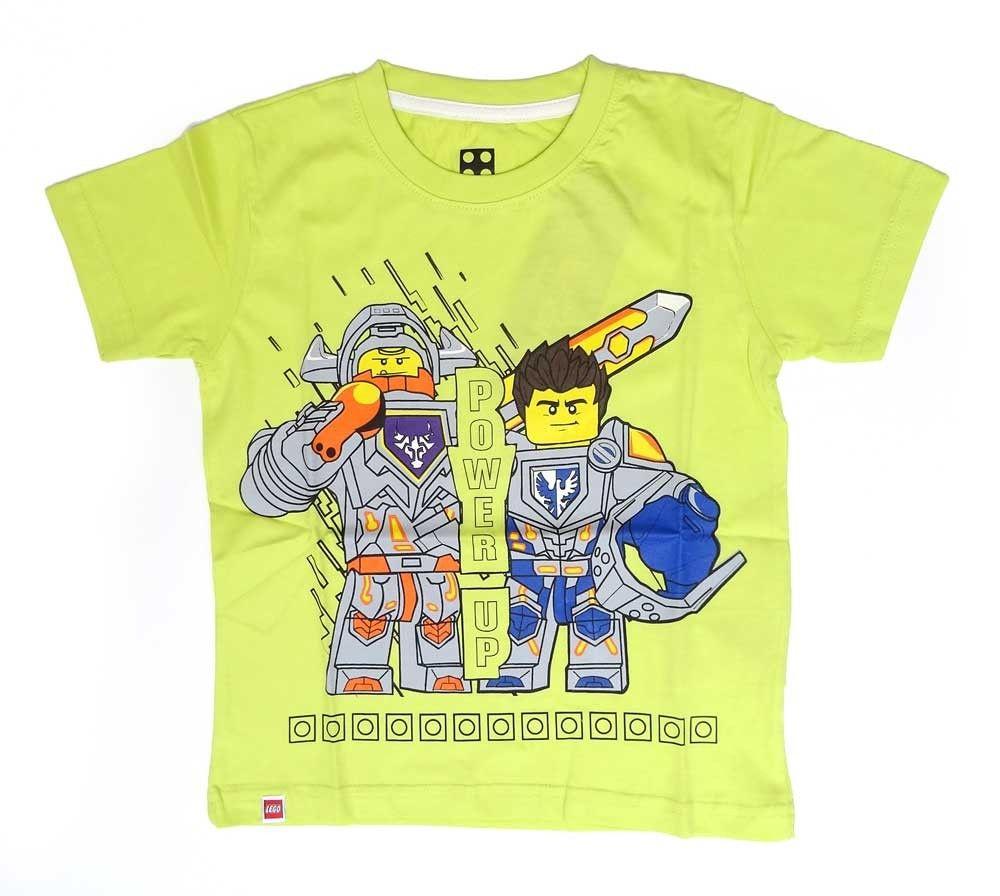 Lego Camiseta Lego Wear Con Estampaci N De Nexo Knights Delante