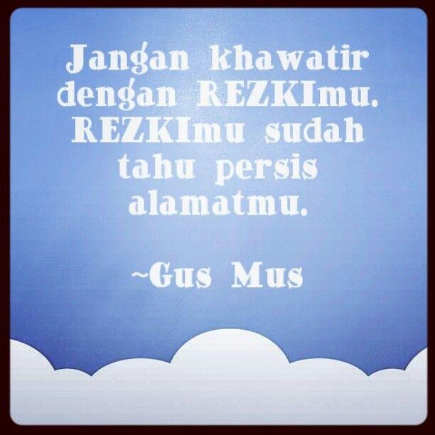 Pin oleh Agus Setiawan di Indonesian Quotes (Dengan gambar ...