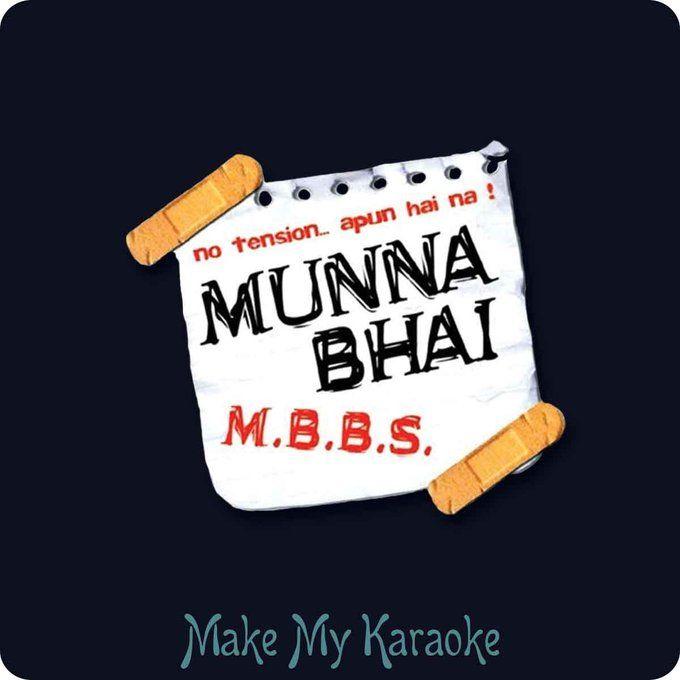 Apun Jaise Tapori - Munna Bhai M.B.B.S. (MP3 Format ...