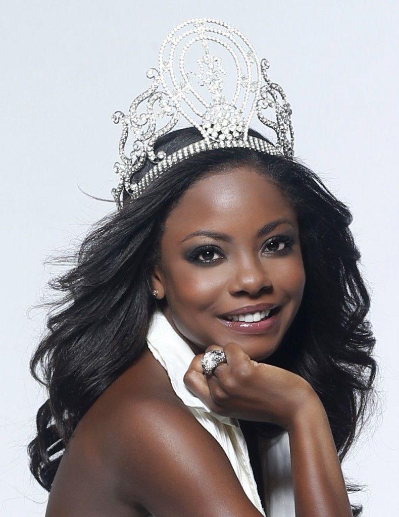 Jevon King wins Miss Trinidad and Tobago Universe 2014