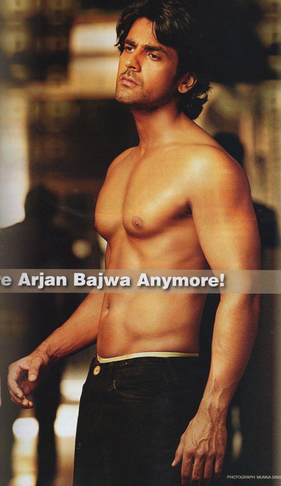 arjan bajwa shirtless