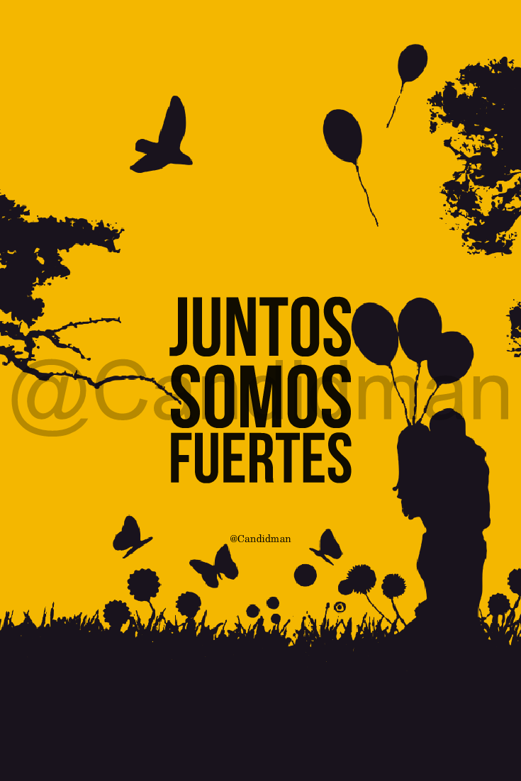 Juntos Somos Fuertes Amor Pinterest Love Frases Y Thought Of