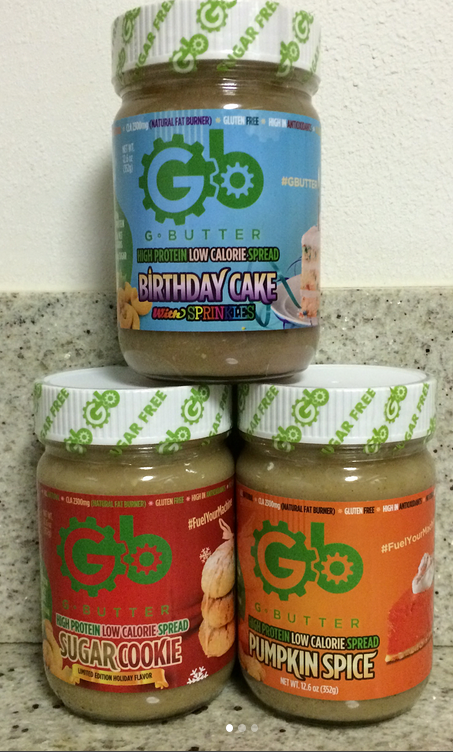 Gb G Butter High Protein Spread