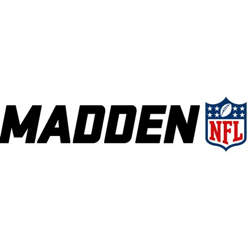 Madden Nfl Logo In 2021 Nfl Logo Madden Nfl Logos