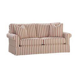 Cottage Stripe Sleeper Sofa Cottage Furniture Sleeper