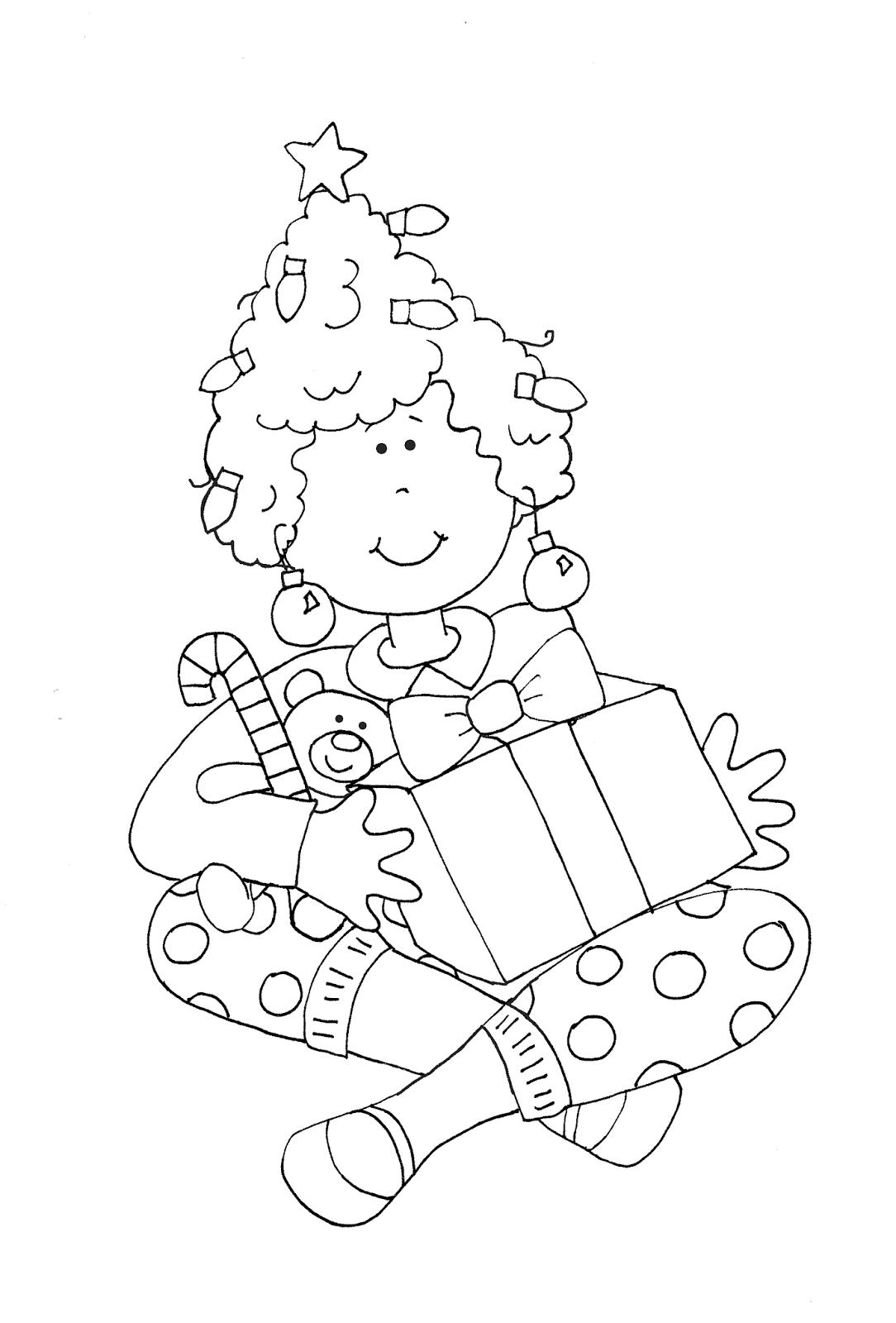 Christmas Morning Digi stamps, Digital stamps, Stamp