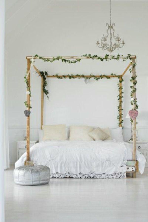 wandgestaltung grün - freshouse. rosa schlafzimmer vorhänge-kaufen, Schlafzimmer ideen