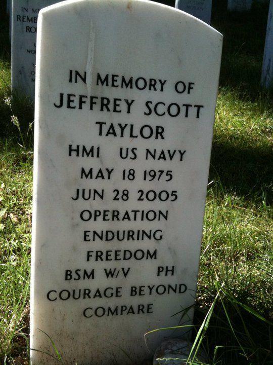 HM1. JEFFREY SCOTT TAYLOR