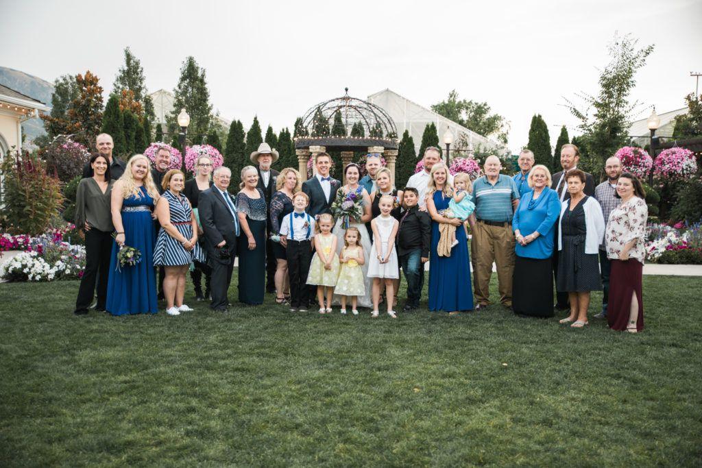 Reception Center In Utah Utah Reception And Garden Weddings