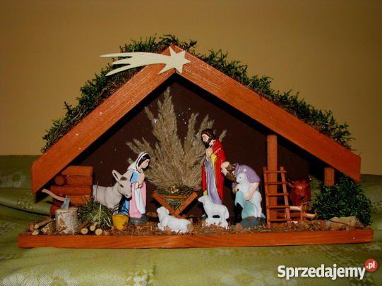 Szopki Bozonarodzeniowe Szukaj W Google Christmas Ornaments Holiday Decor Holiday