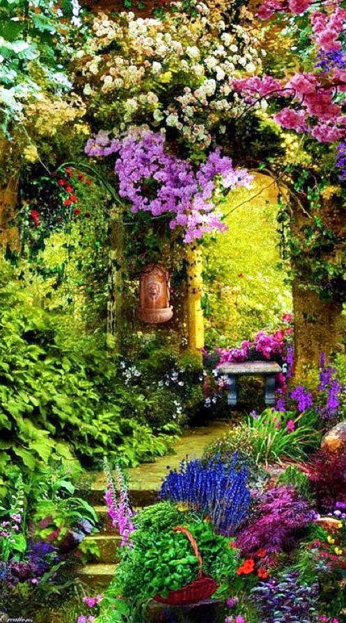 Garden Google+