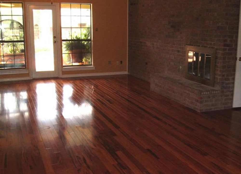 Brazilian Koa Flooring Keep The Shine Of Boarded Floor Brazilian Koa Hardwood Flooring Ideas Hardwood Floors Flooring Beautiful Flooring
