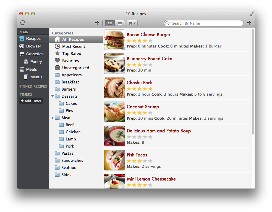 Paprika recipe manager for ipad iphone mac android and windows easy forumfinder Choice Image