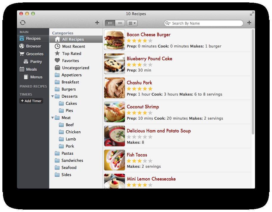 Paprika Recipe Manager via Free
