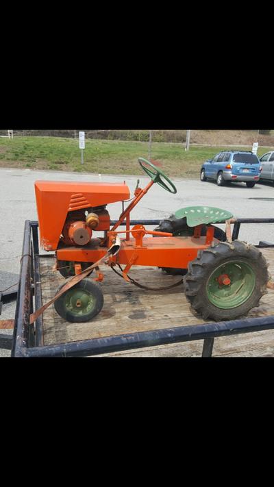 Our Garden Tractors Rare Garden Tractors Garden Tractor Vintage Tractors Tractors