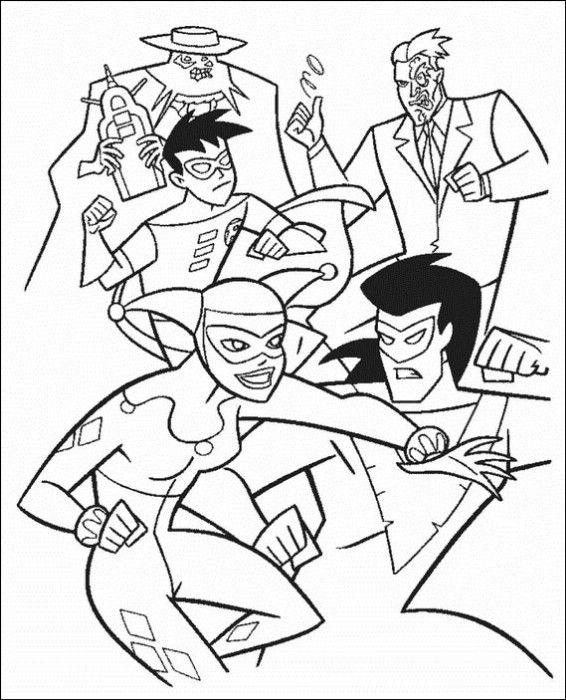Batman Coloring Page   Coloring Pages of Epicness   Pinterest   Batman