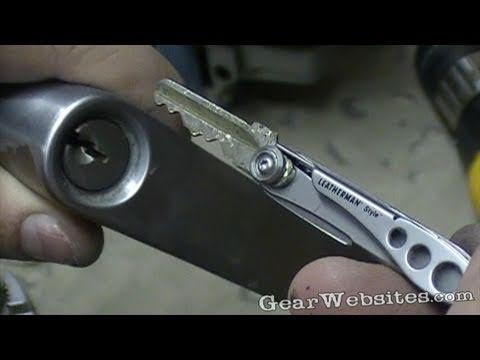Best Diy Folding Tool Key Organizer Or Jack Knife Style Key