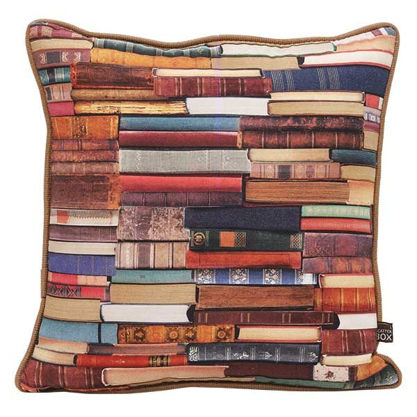 There S Now A Range Of Beautiful Temporary Engagement: Bookcases Cushion, Natural