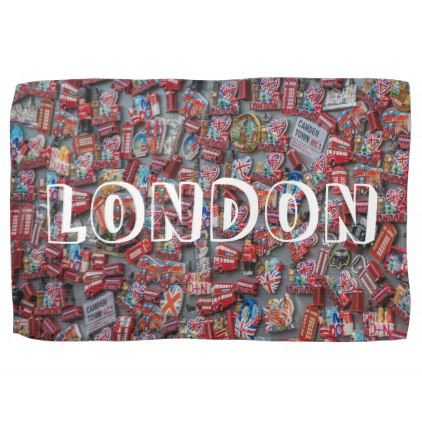 London Souvenirs Kitchen Towel  Kitchen Gifts Diy Ideas Decor Fascinating Kitchen Towel Design Ideas