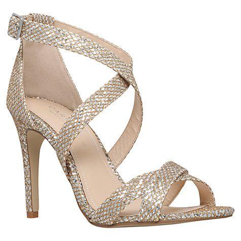 12335229011 Buy Carvela Lisa Cross Strap High Heel Sandals