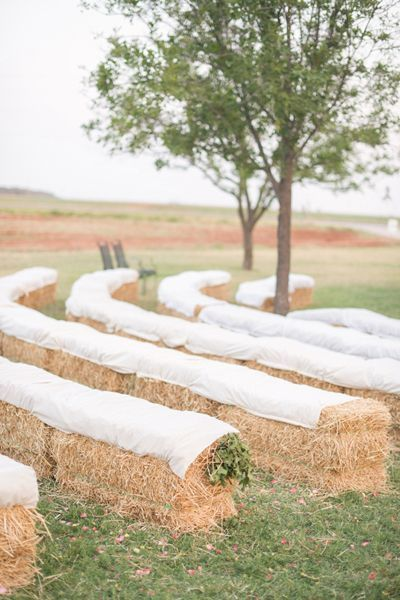 Happy Farm Wedding by Michelle Boyd - Southern Weddings