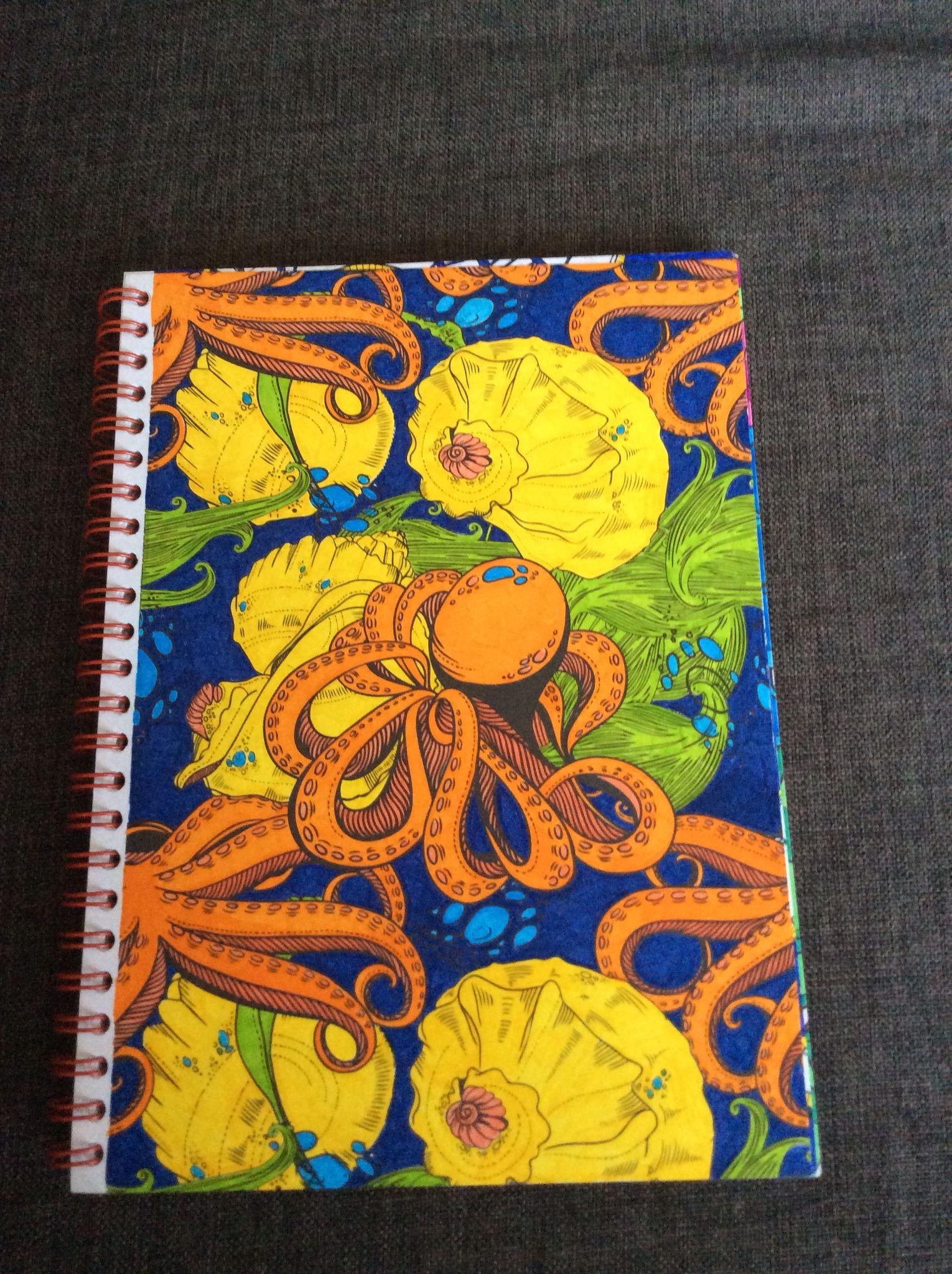 Kleurplaat Uit Het Enige Echte Kleurboek Voor Volwassenen Op Reis Door Aurelie Art Drawings Doodles