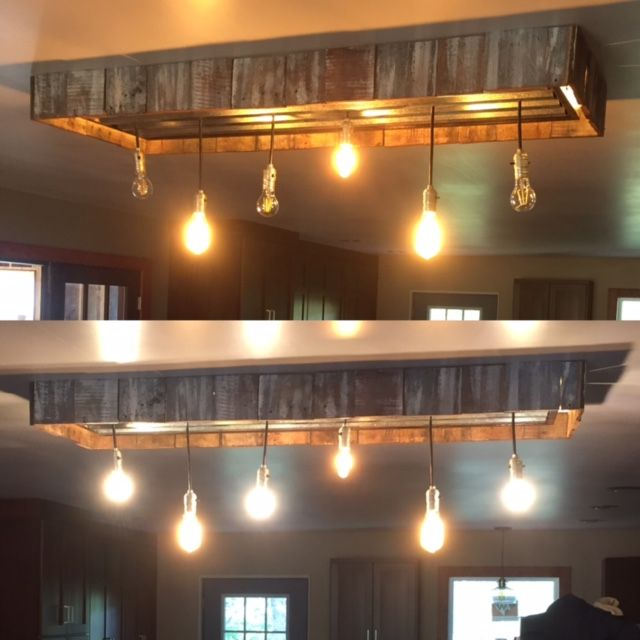 Light Fixture Karl created for a Dining Room.