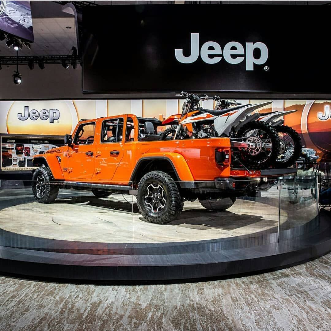 What Do We All Think About The New Truck Too Big Just Right Let S Hear It Jeep Wranglers Jeep Cj Yj Tj Lj Jk With Images New Trucks Jeep Gladiator Jeep