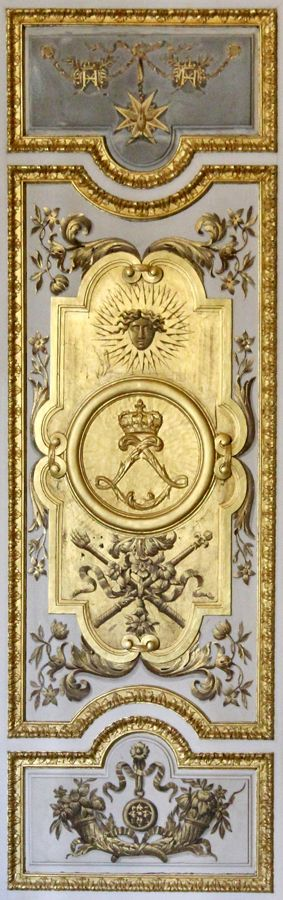 Versailles panel porte du salon de v nus 39 versailles pinterest v nus porte de et les salon - Salon ce porte de versailles ...