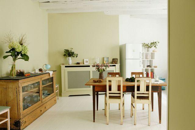 Peinture cuisine moderne 10 couleurs tendance fantastique pinterest peinture cuisine - Peinture cuisine moderne ...