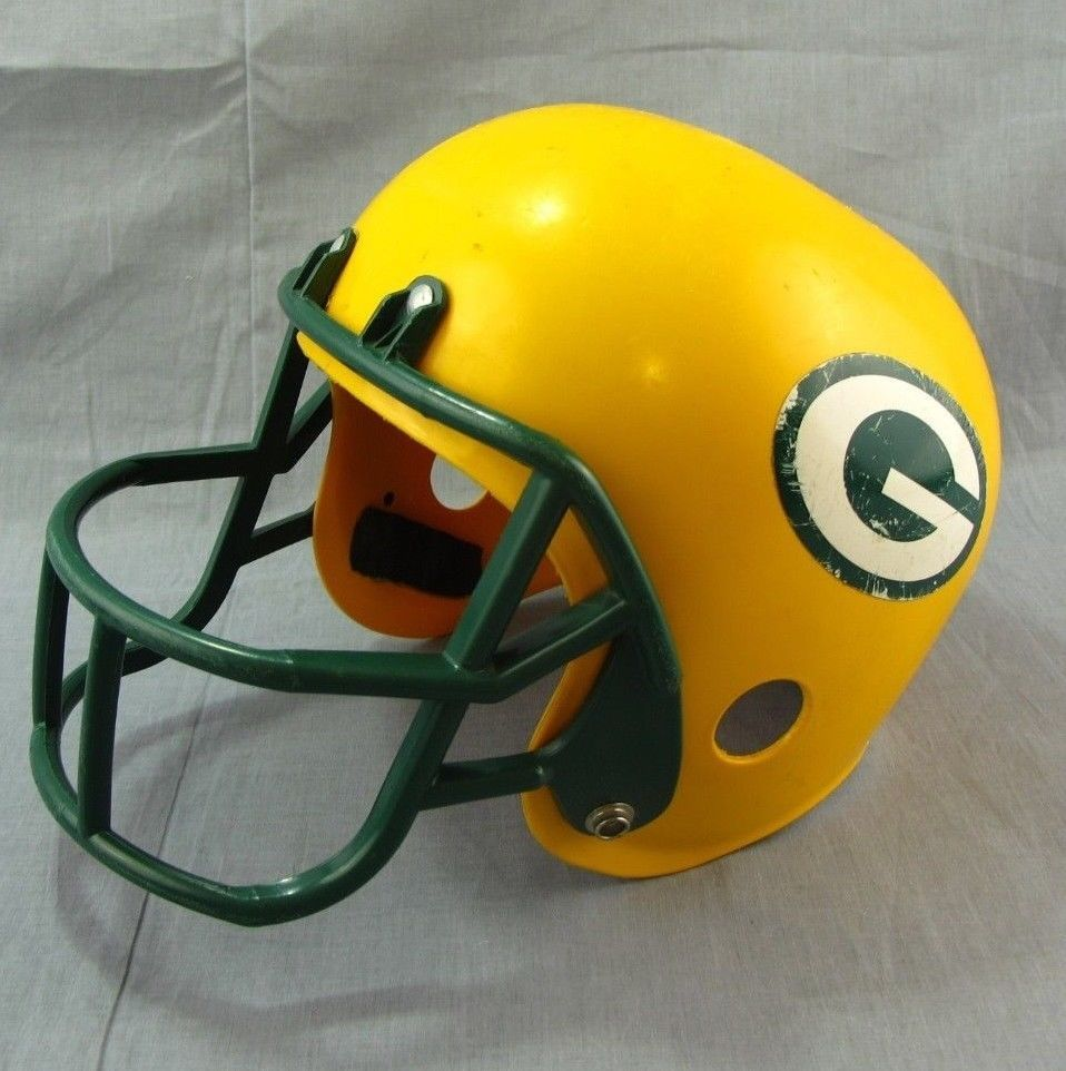 dc8fefbe Details about Vintage 1960's 1970's GREEN BAY PACKERS GUMBALL NFL ...