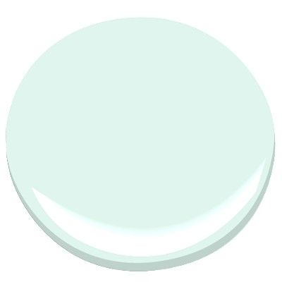 Benjamin Moore Irish Mint Nice Bluish Minty Green Paint Colors