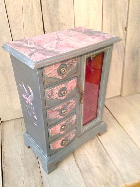 camo box camo jewelry boxCamouflage box pink camo box jewelry