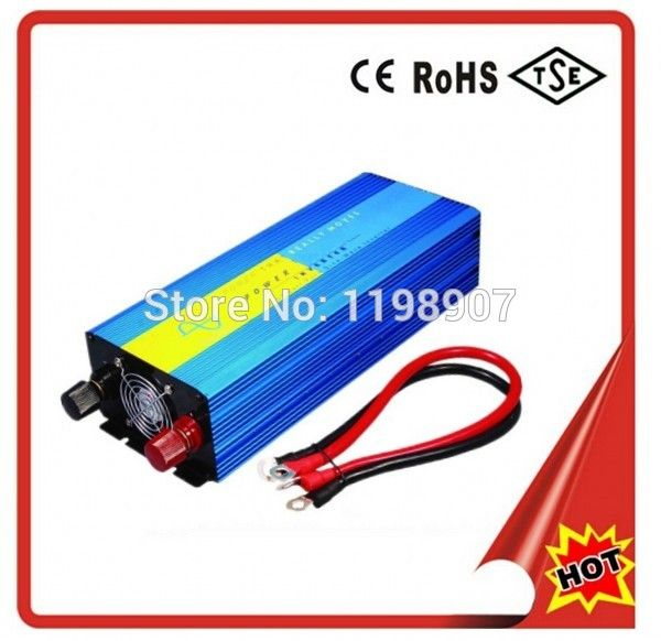 1000w Pure Sine Wave Inverter 12 24 12v Dc To 110 220v Ac For Solar System 1000w Puro Sinusoide Inverter Solar Power Inverter Sine Wave Off Grid Inverter