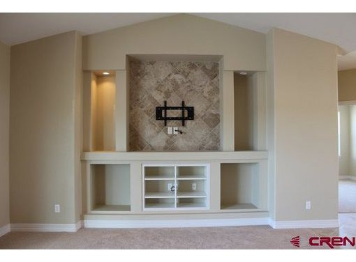 need ideas for this new built in entertainment center