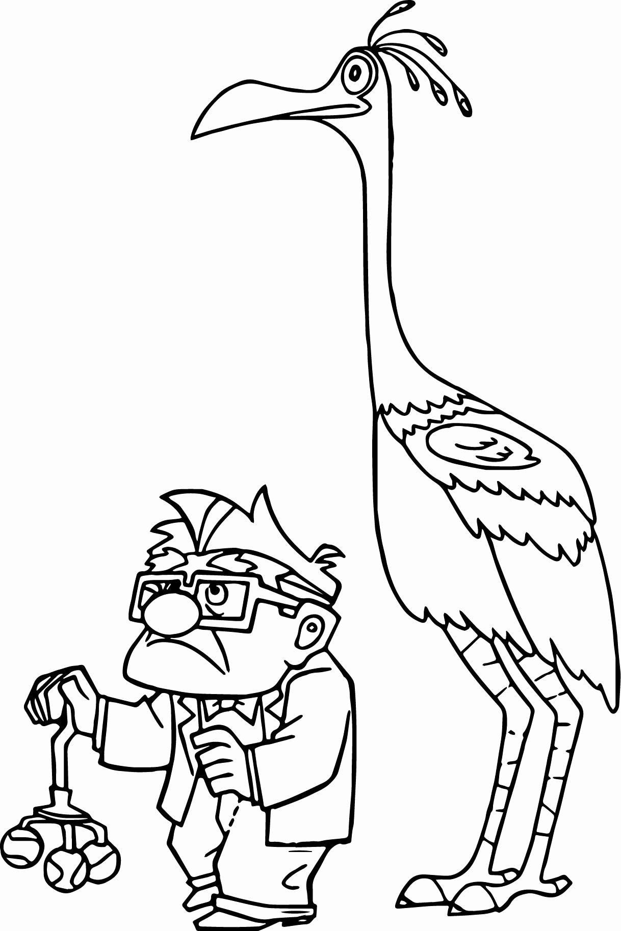 Disney Pixar Coloring Pages Awesome Kevin 11 Coloring Pages Coloring Coloring Pages Bee Coloring Pages House Colouring Pages Disney Coloring Pages