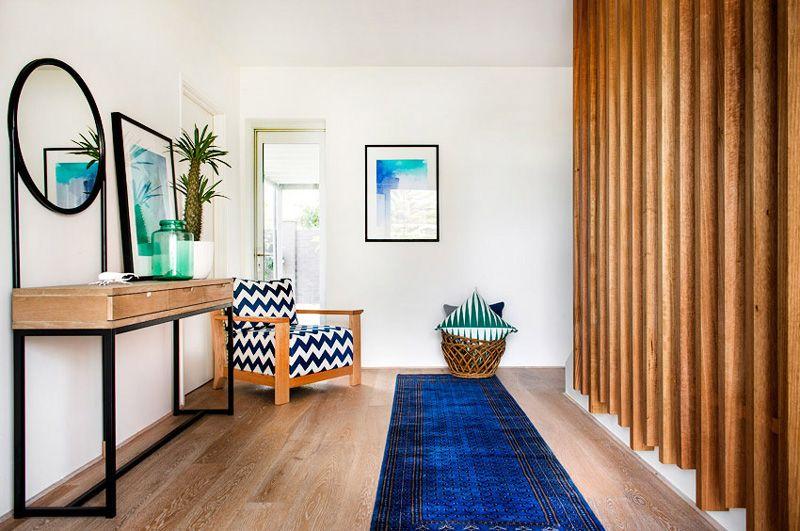 Estúdio Lorena Couto se inspira em: azul da cor do mar