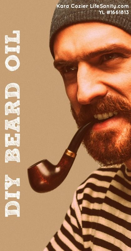 Make Your Own Beard Oil | Life Sanity