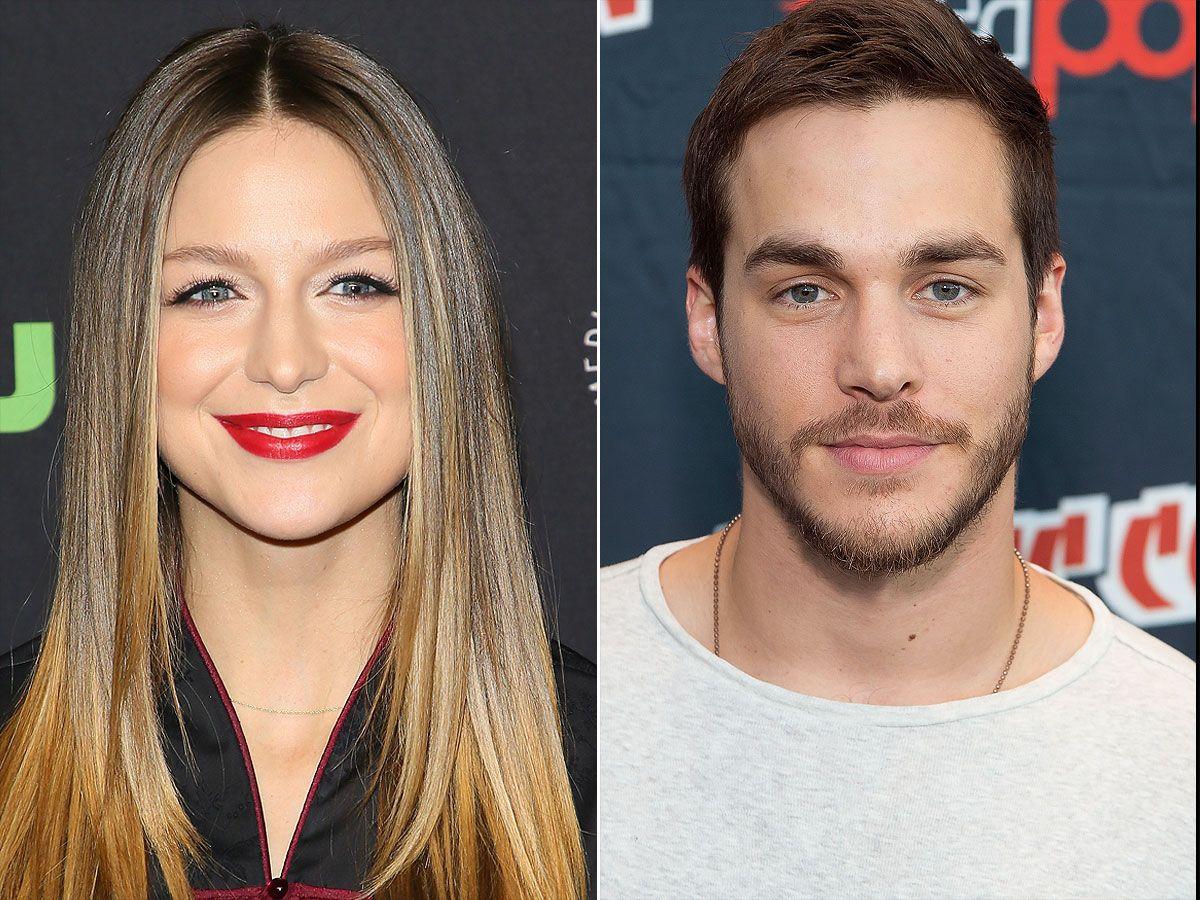 Melissa Benoist And Blake Jenner Finalize Divorce Melissa Benoist Chris Wood Supergirl