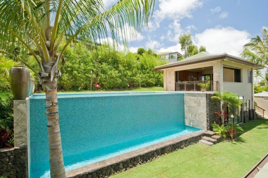 73 Swimming Pool Designs (Definitive Guide) Pool designs, Swimming - Modeles De Maisons Modernes