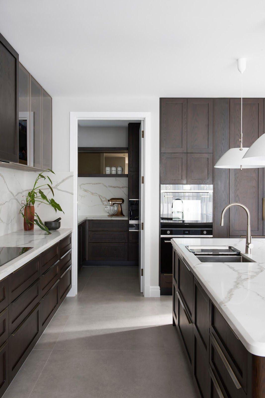 Minosa Classic Modern Kitchen Design Modern Kitchen Design Modern Classic Interior Classic Interior Design