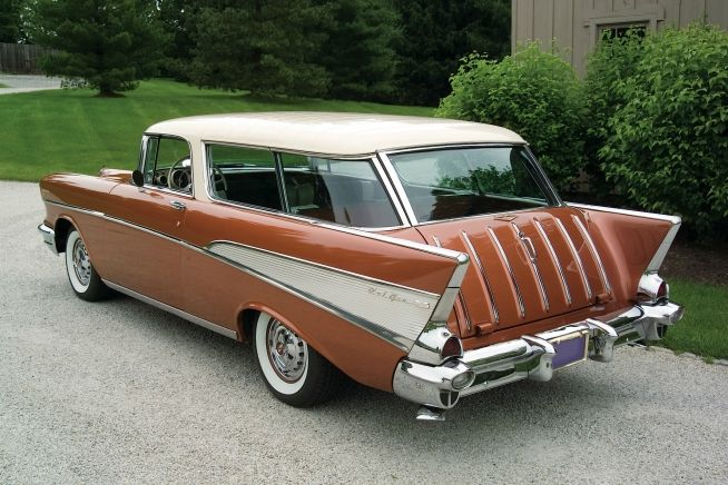 1957 Chevrolet Bel Air Nomad