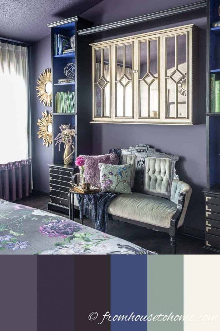 How To Choose A Color Scheme For A Room in 5 Easy Steps #masterbedroompaintcolors
