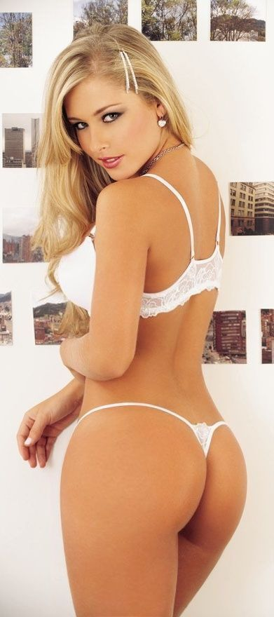 butt sexy perfect blonde