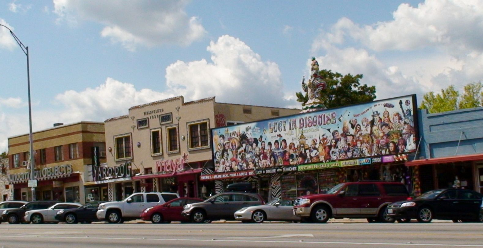 Shopping on South Congress