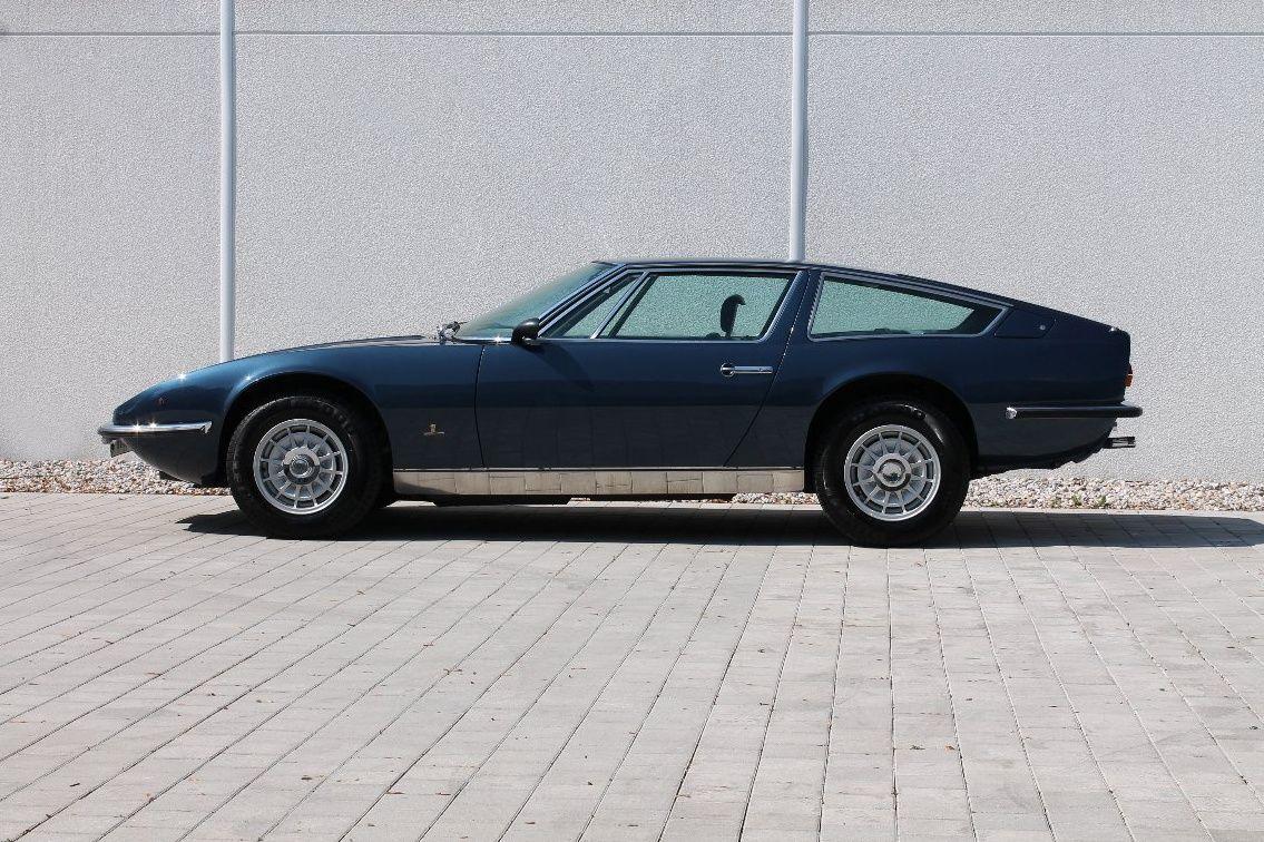 Maserati Indy 4900 (1972-1975)