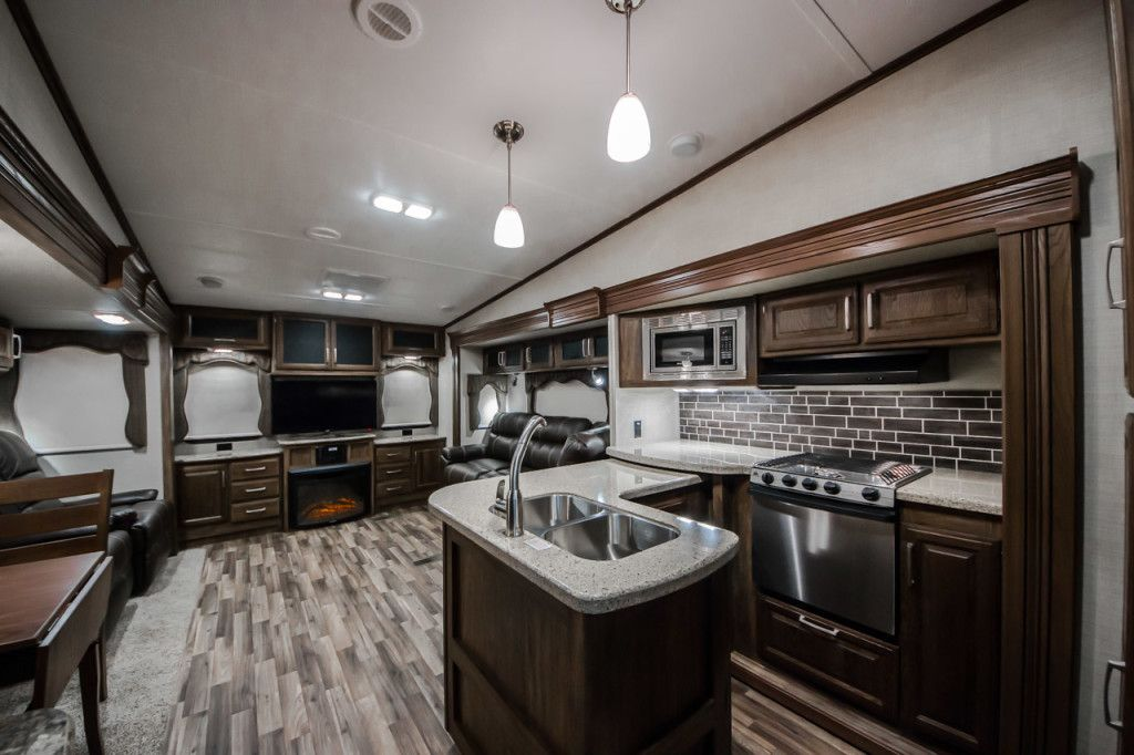 Improving Air Quality in Your RV Built in dresser, Built