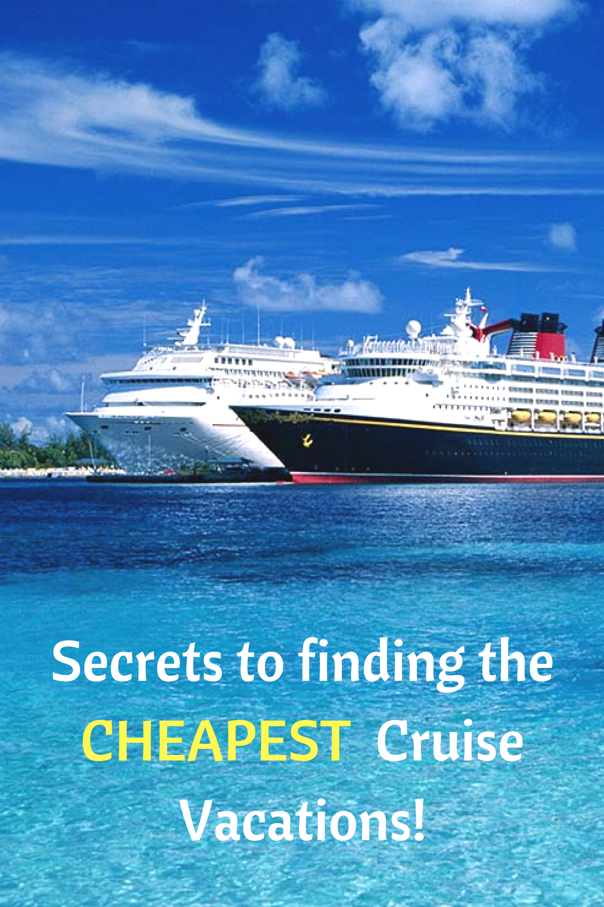 Secrets On Where To Find The Best Deals On Cruises At Bargain - Find cheap cruises