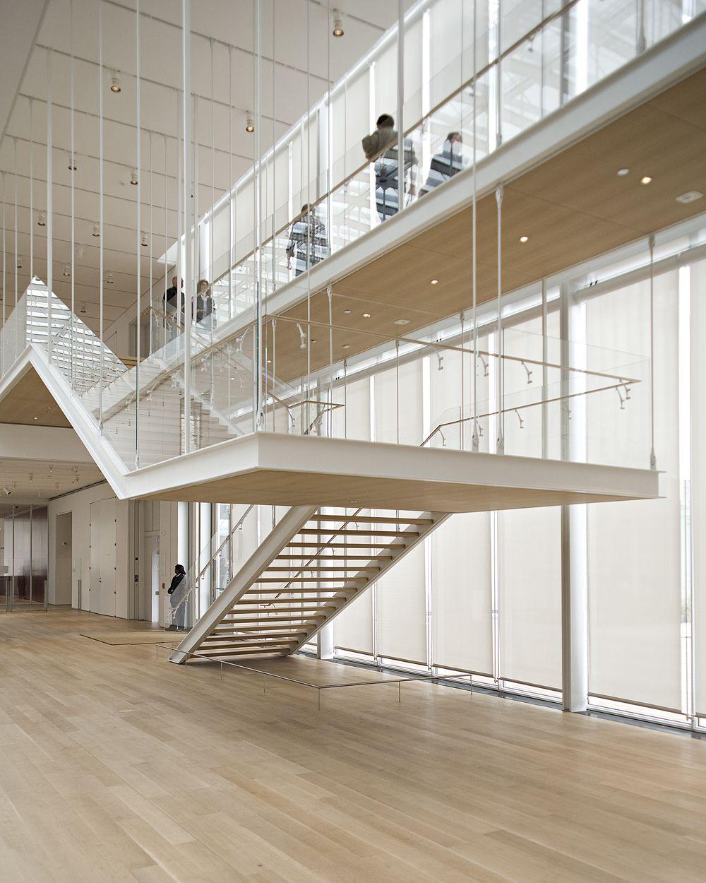 Chicago Modern Architecture Design: Renzo Piano - Art Institute Of Chicago