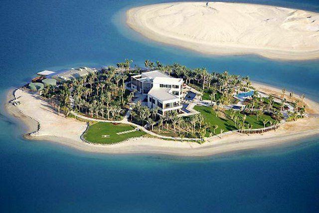 Michael Schumacher Private Island Private Island Island Expensive Houses
